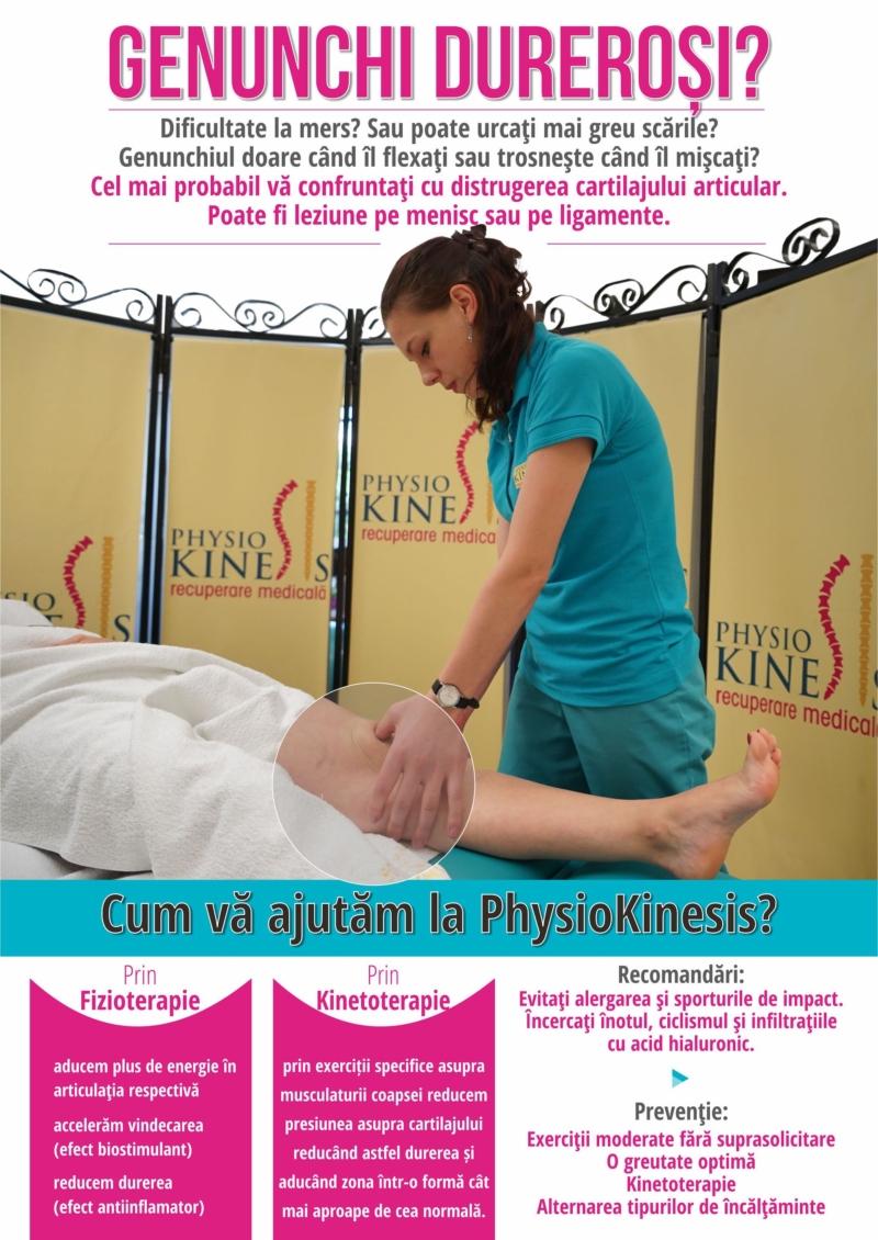 Tipografia Elena Bacau Afis Physiokinesis