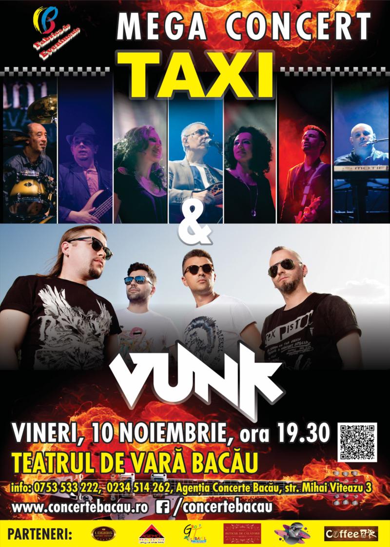 Tipografia Elena Bacau Concert Taxi Vank