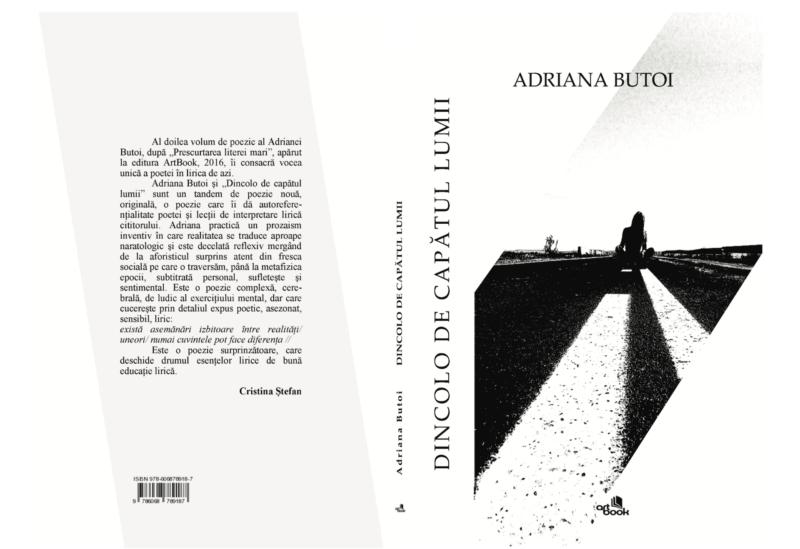Tipografia Elena Bacau Coperta Adriana Butoi