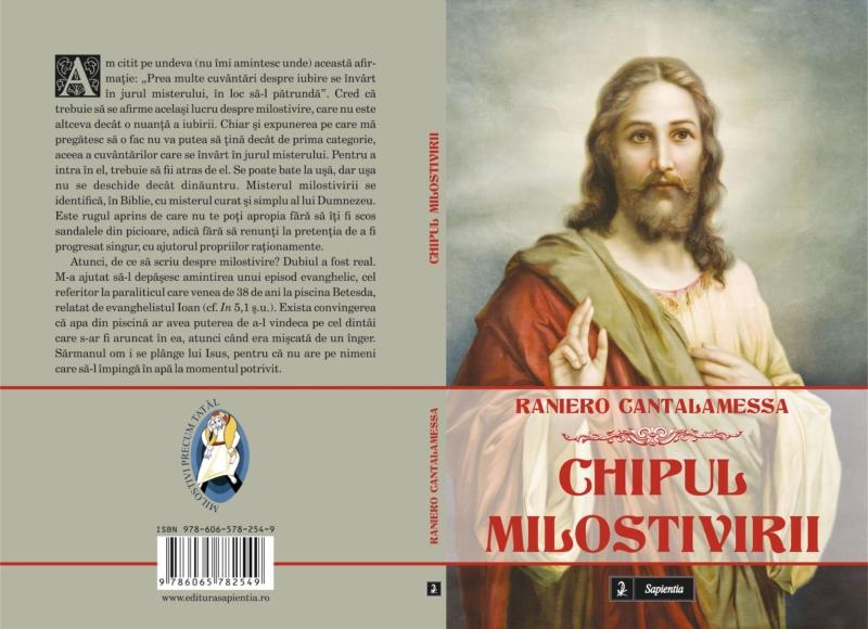 Tipografia Elena Bacau Coperta Sapientia Chipul Milostivirii
