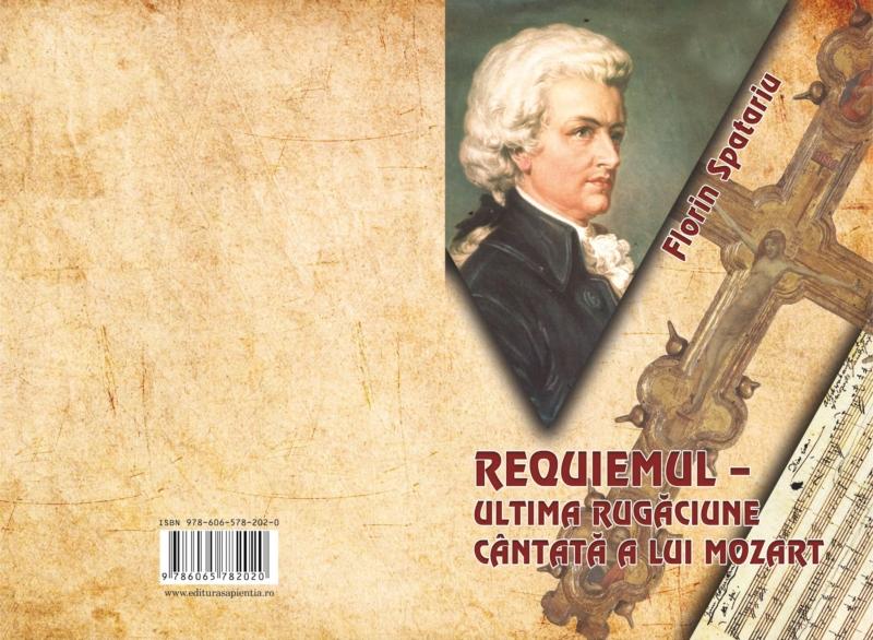 Tipografia Elena Bacau Coperta Sapientia Rugaciunea Lui Mozart