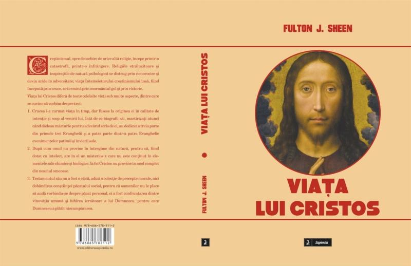 Tipografia Elena Bacau Coperta Sapientia Viata Lui Cristos