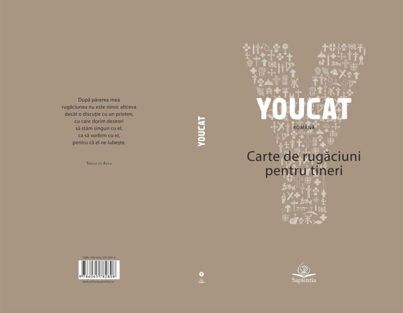 Tipografia Elena Bacau Coperta Sapientia You Cat