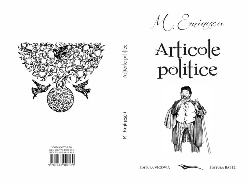 Tipografia Elena Bacau Coperta Vicovia Articole