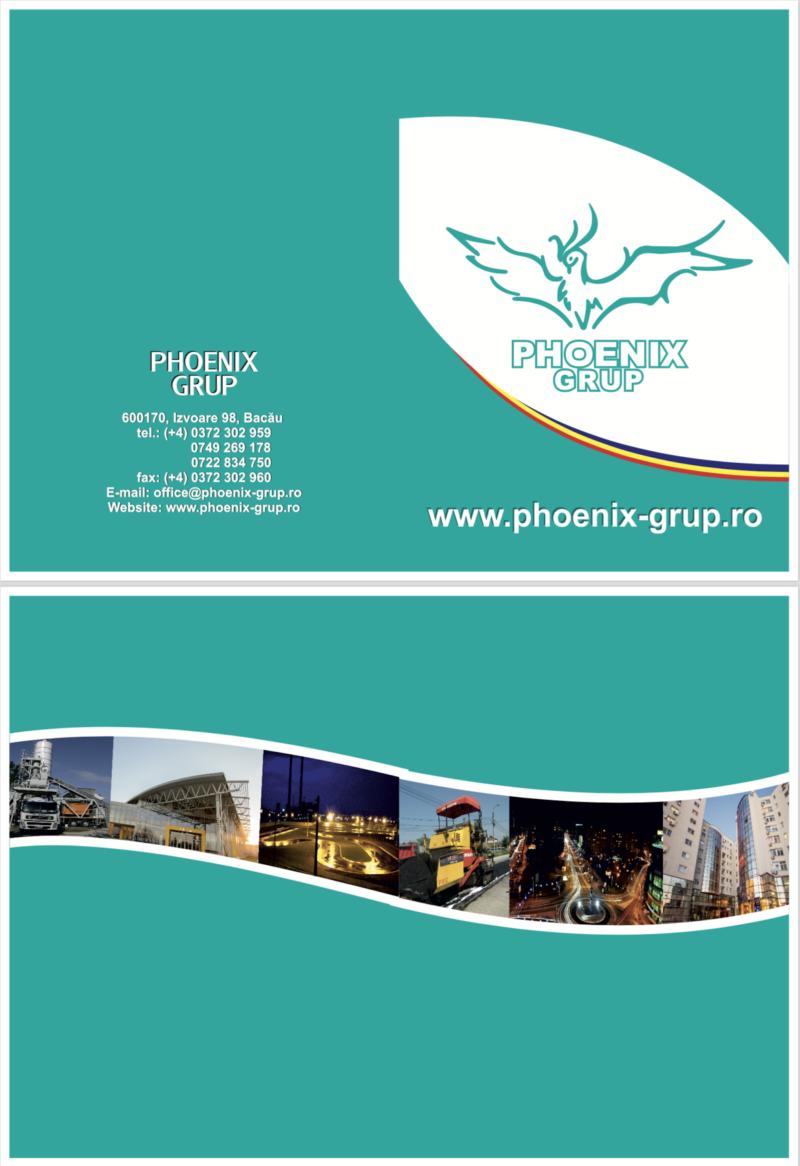 Tipografia Elena Bacau Phonix Grup
